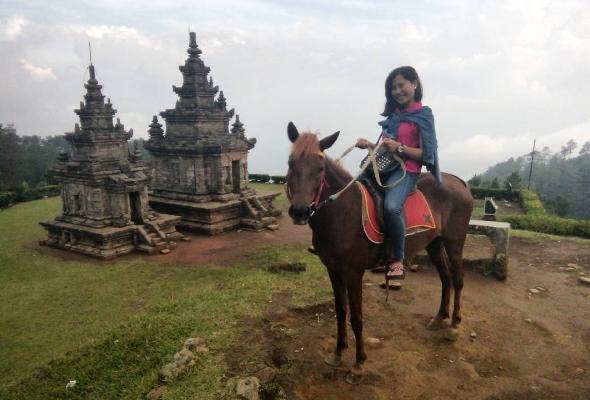 Candi Gedong Songo Semarang Wisata Alam Dengan View Eksotik