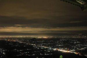 Wisata Cantik Bukit Bintang Jogja Wonosari Malam Hari