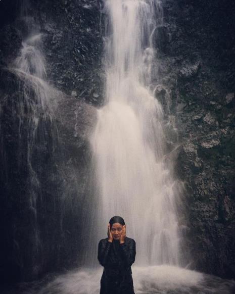 Lokasi Wisata Curug Putri Pulosari Pandeglang Banten