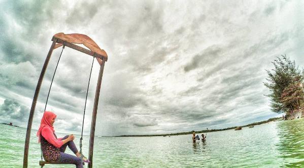 Rute Dan Harga Tiket Masuk Pantai Tanjung Lesung