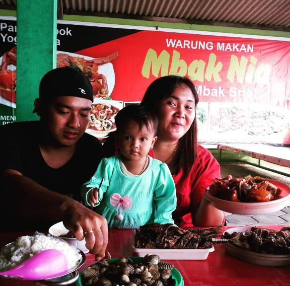 Lokasi Dan Tiket Wisata Kuliner Pantai Depok