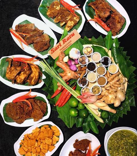48 Makanan Khas Padang Sumatera Barat Cocok Untuk Oleh Oleh