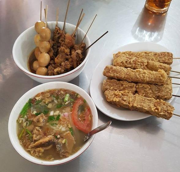 45 Minuman Dan Makanan Khas Semarang Jawa Tengah