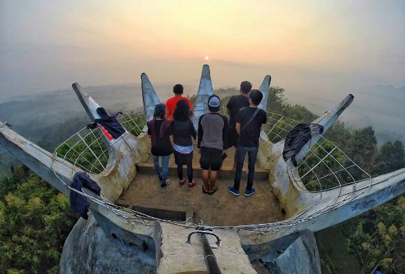 Daftar Tempat Wisata Hits Di Magelang Jawa Tengah Tempat Wisata Di Indonesia