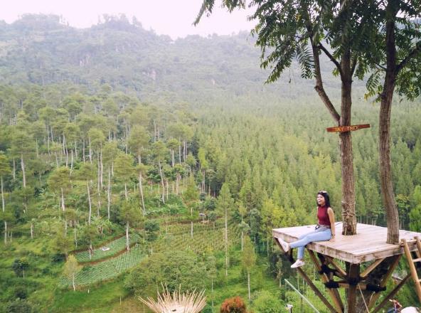 38 Tempat Wisata Di Bandung Yang Hits Dan Instagramable