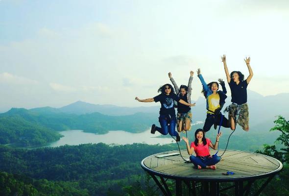Macam Macam Wisata Alam Kulon Progo Wisata Kalibiru Macam