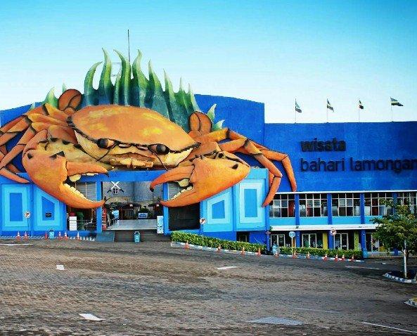 Menikmati Wahana Wisata Bahari Lamongan Jawa Timur