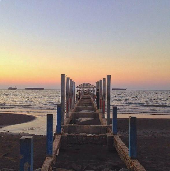 Wisata Keluarga Pantai Alam Indah Tegal Yang Sangat Populer
